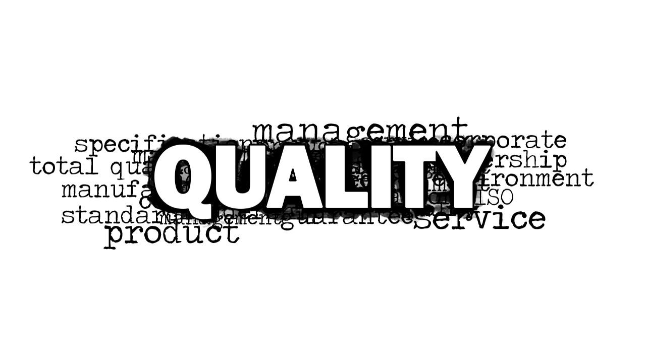 tiêu chuẩn chất lượng