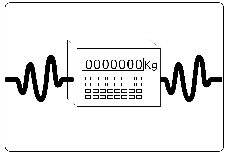 đầu cân điện tử analog